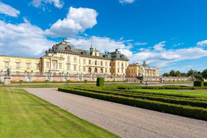 Palazzo di Drottningholm, Stoccolma