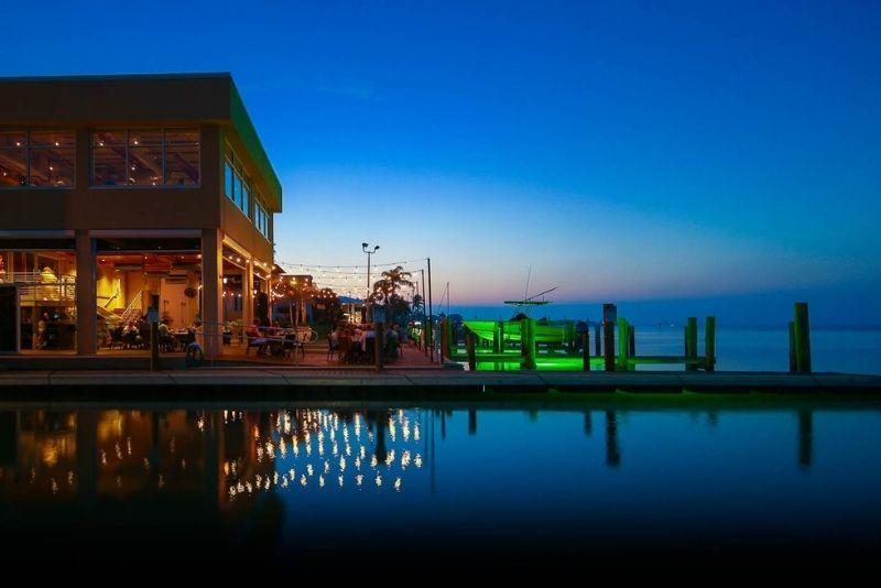 Dry Dock Waterfront Grill, Sarasota