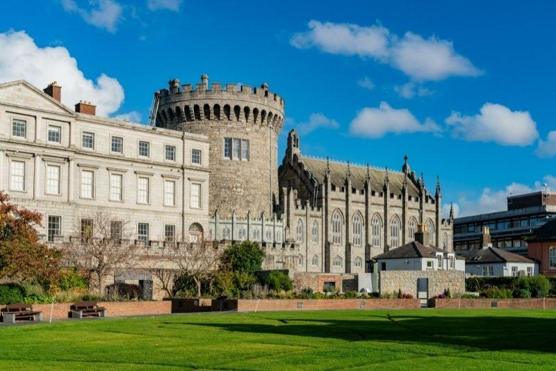 Dublin Castle in Irland