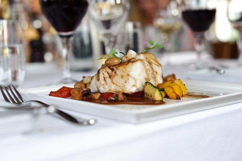 Duval's Fresh Local Seafood, Sarasota