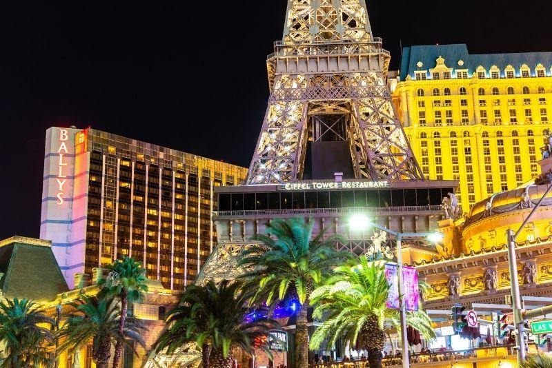 Eiffel Tower Experience, Las Vegas