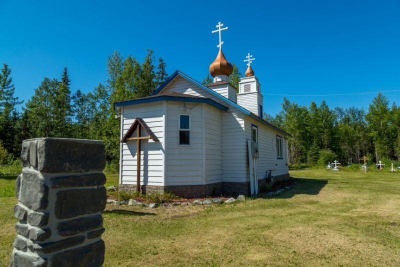 Eklutna Historical Park, Anchorage