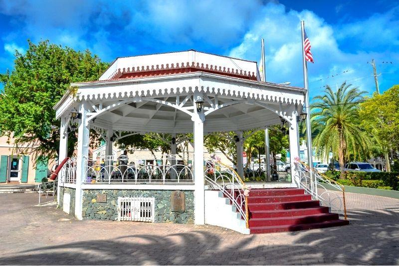Emancipation Garden, St Thomas