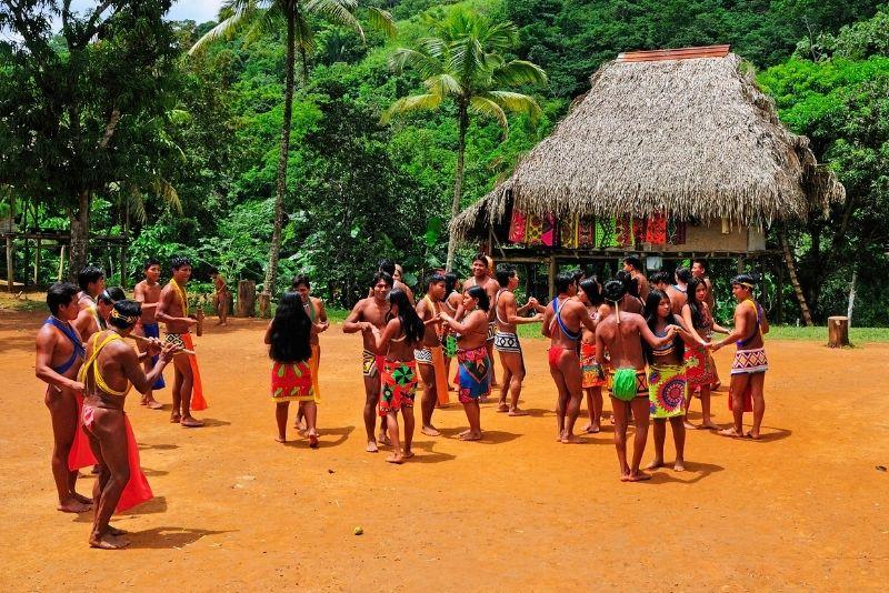 Emberá Village, Panama City
