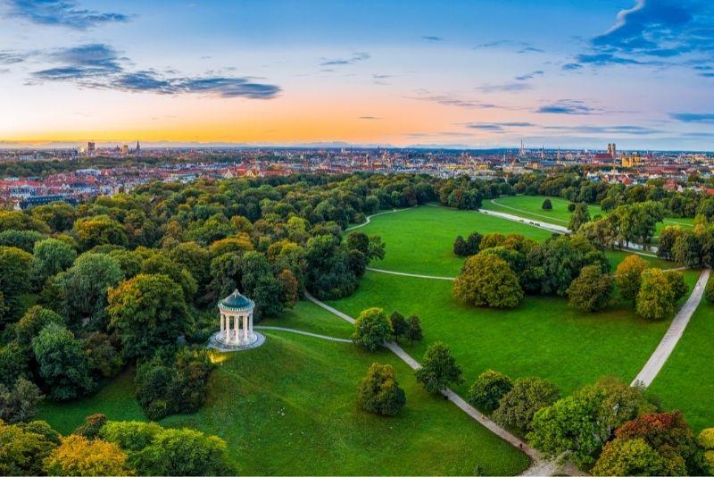 English Garden, Munich