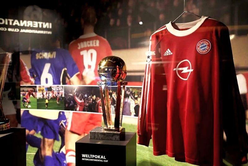 FC Bayern Museum, Munich