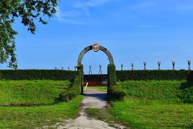 Fort Caroline National Memorial, Jacksonville