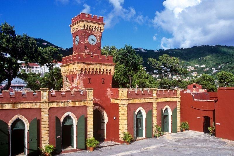 Fort Christian, St Thomas