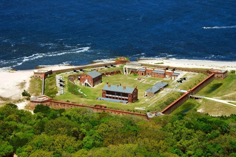 Fort Clinch State Park, Jacksonville