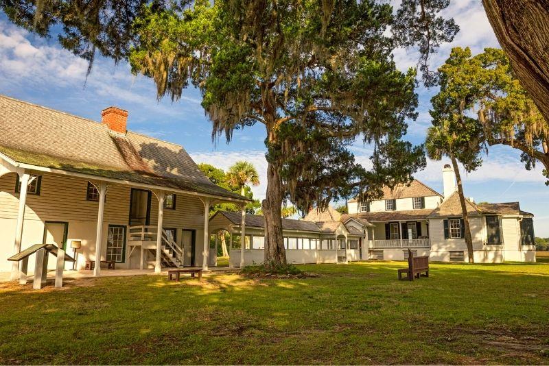 Fort George Island Cultural State Park, Jacksonville