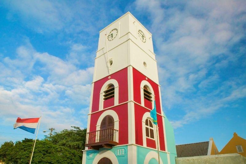 Fort Zoutman Historical Museum in Oranjestad, Aruba
