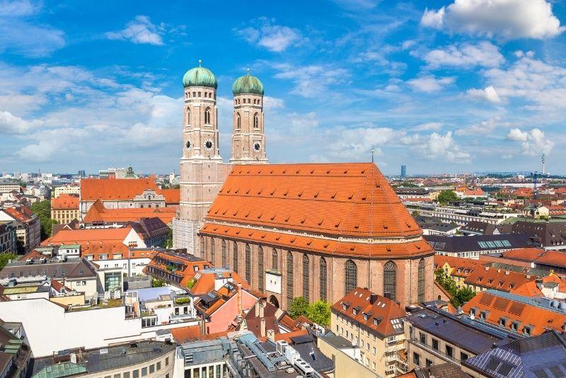 Frauenkirche, Munich