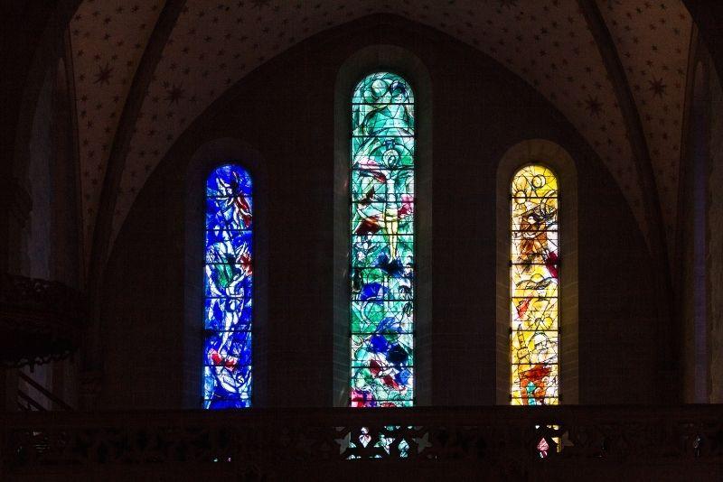 Fraumünsterkirche, Zürich