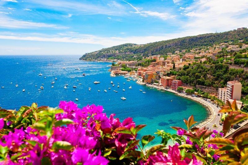 Tagesausflug an die französische Riviera ab Monaco