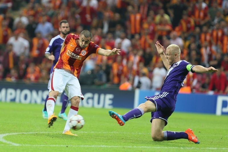 Galatasaray SK football game