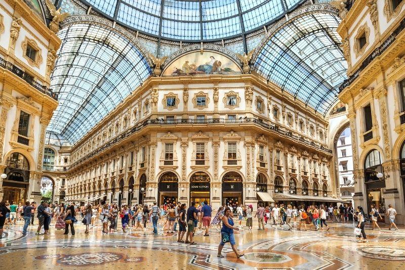 Galerie Vittorio Emanuele II in Mailand