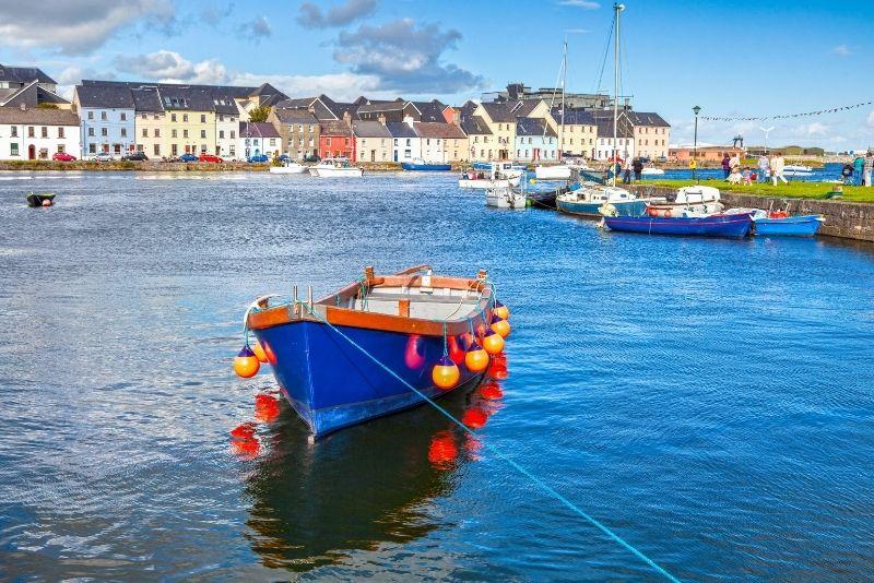 Tagesausflug in die Bucht von Galway ab Dublin
