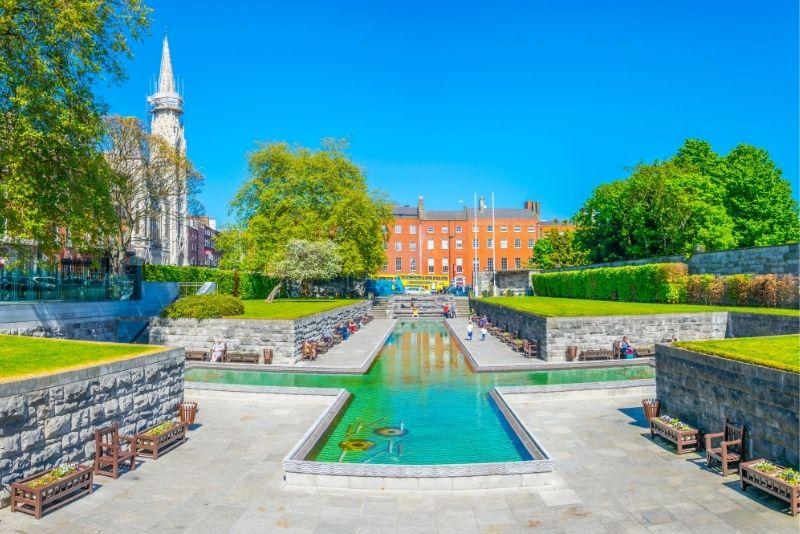 Garten der Erinnerung, Dublin