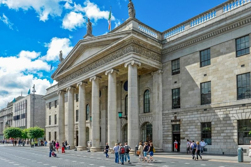 Gpo Witness History Visitor Center, Dublin
