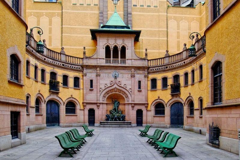 Museo Hallwyl, Stoccolma