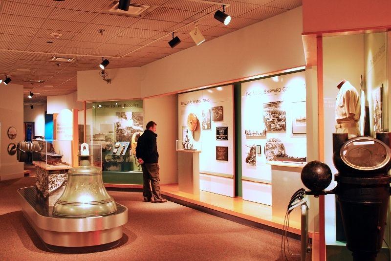 Hampton Roads Naval Museum, Norfolk