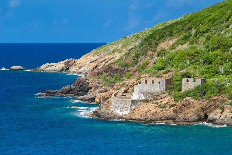 Hassel Island, St Thomas