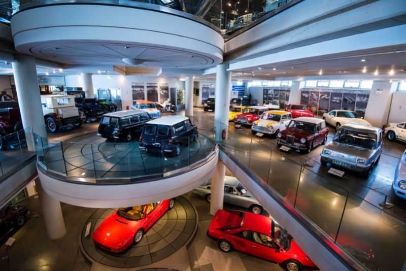 Hellenic Motor Museum, Athens