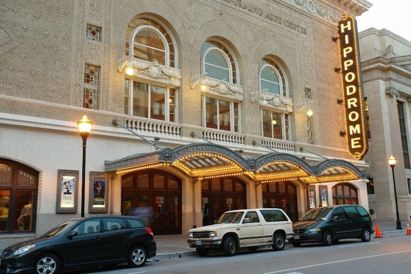 Hippodrome Theatre, Baltimore