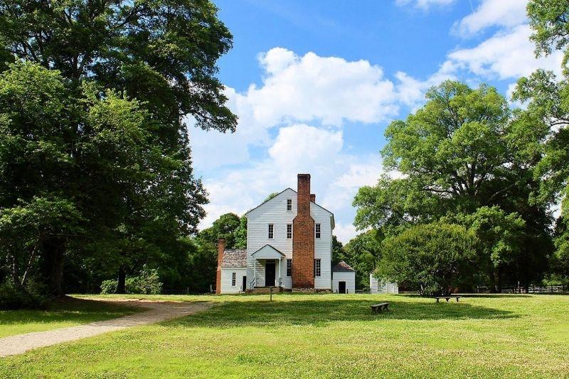 Historic Latta Plantation, Charlotte
