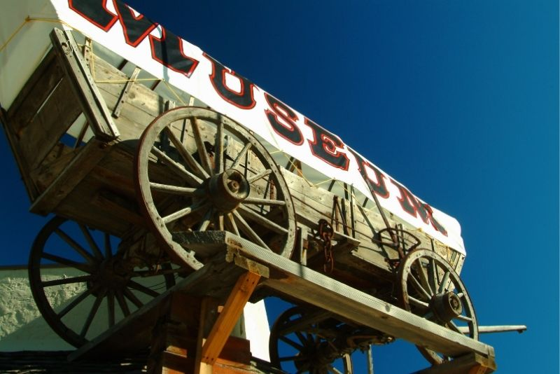 Historical Society and Museum in Jackson Hole