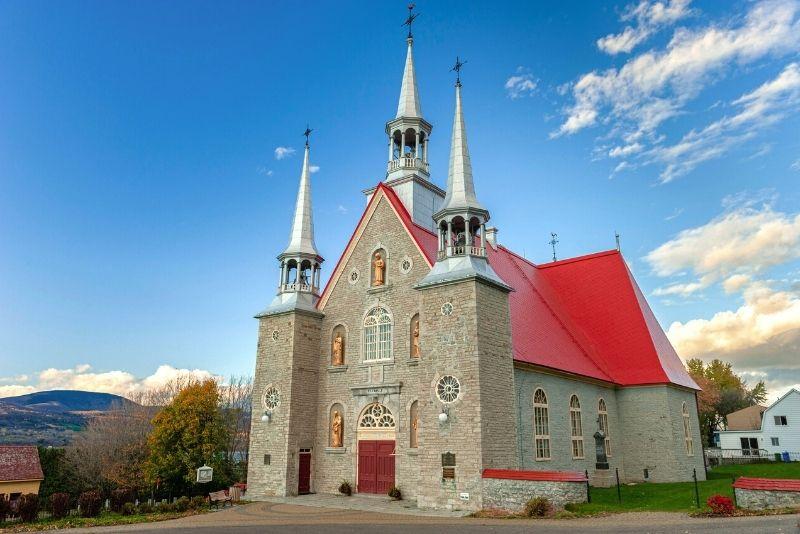 Île d'Orléans, Quebec City