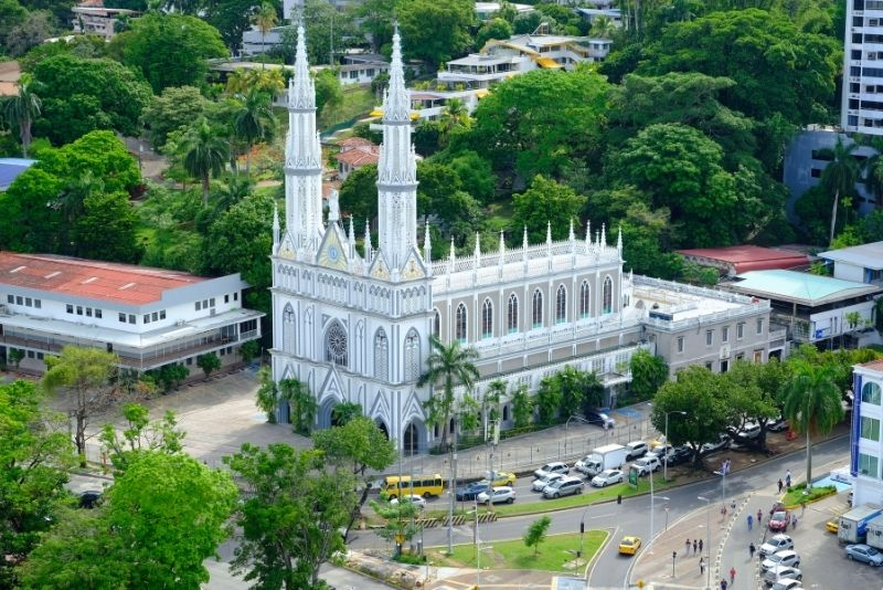 Iglesia Nuestra Senora del Carmen, Panama City