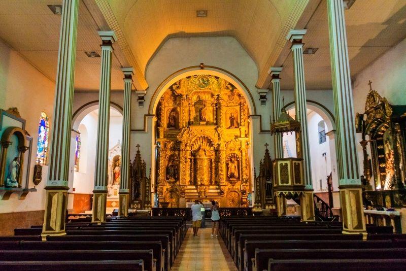 Iglesia de San José, Panama City