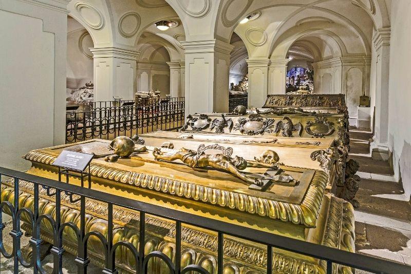 Cripta Imperiale, Vienna