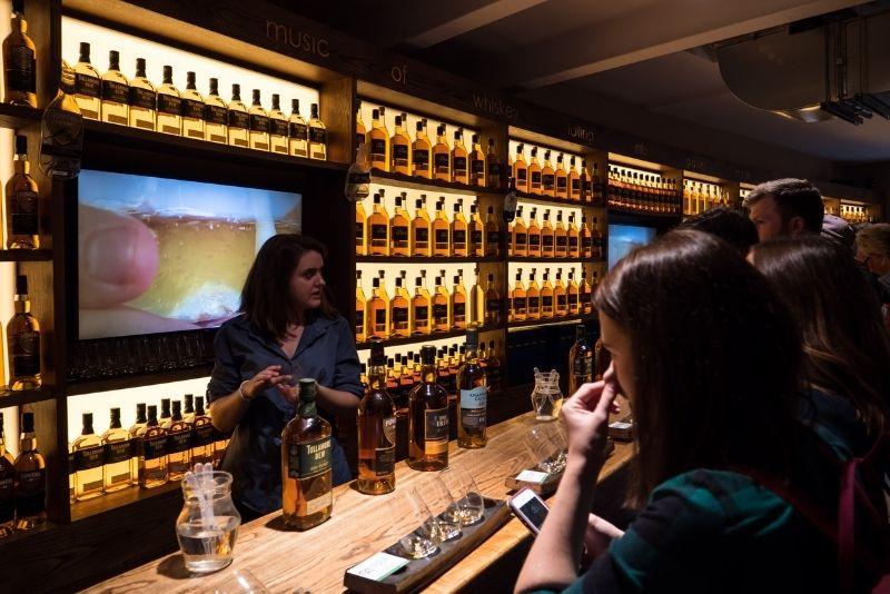 Irish Whiskey Museum in Dublin