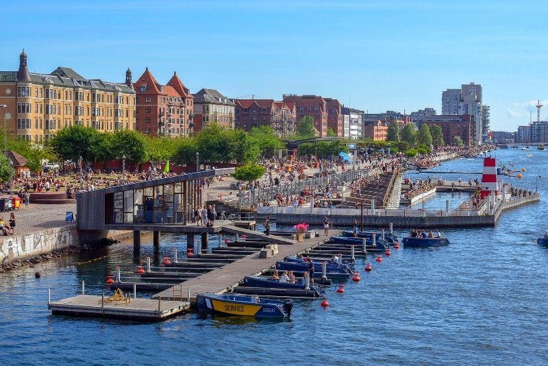 Inseln Brygge, Kopenhagen