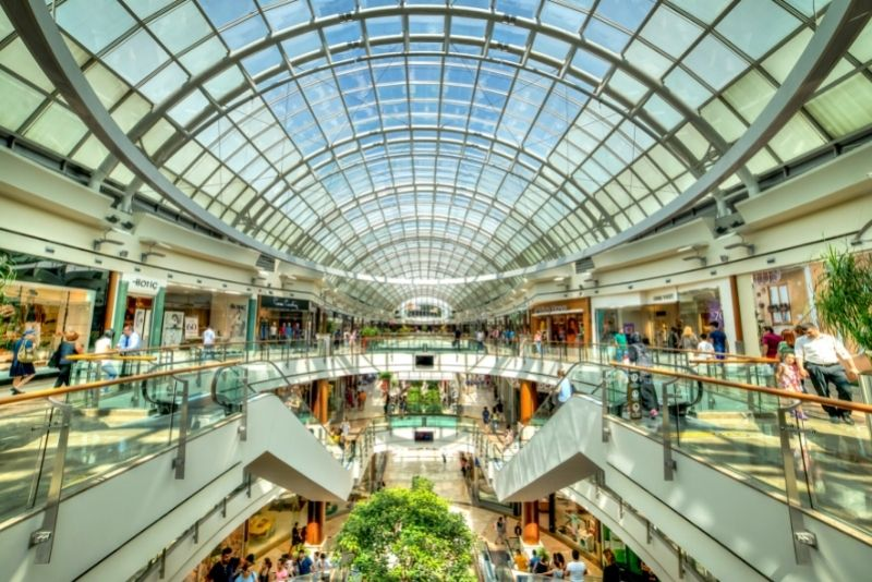 Istinye Park shopping center, Istanbul