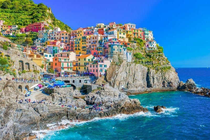 Tagesausflug an die italienische Riviera ab Monaco