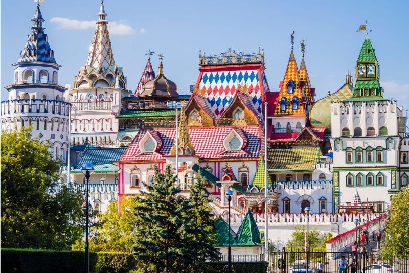 Izmailovo District, Moscow