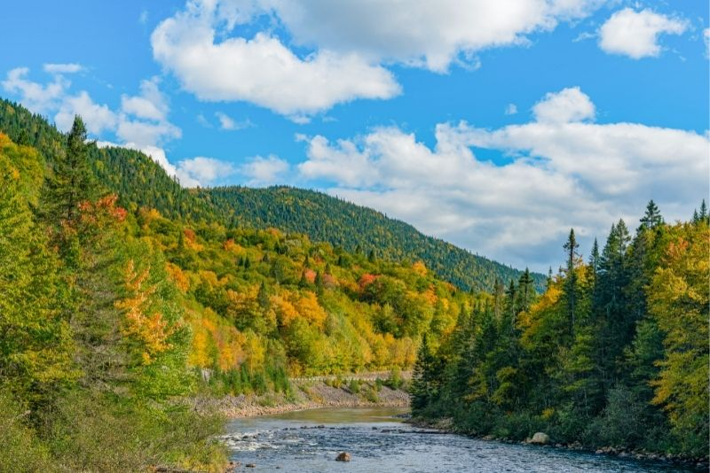Jacques-Cartier National Park, Quebec City