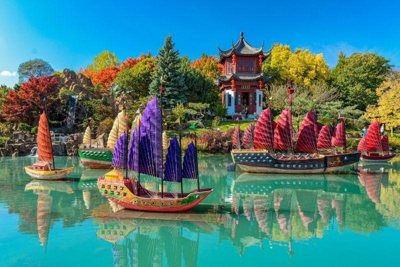 Japanese Garden, Montreal