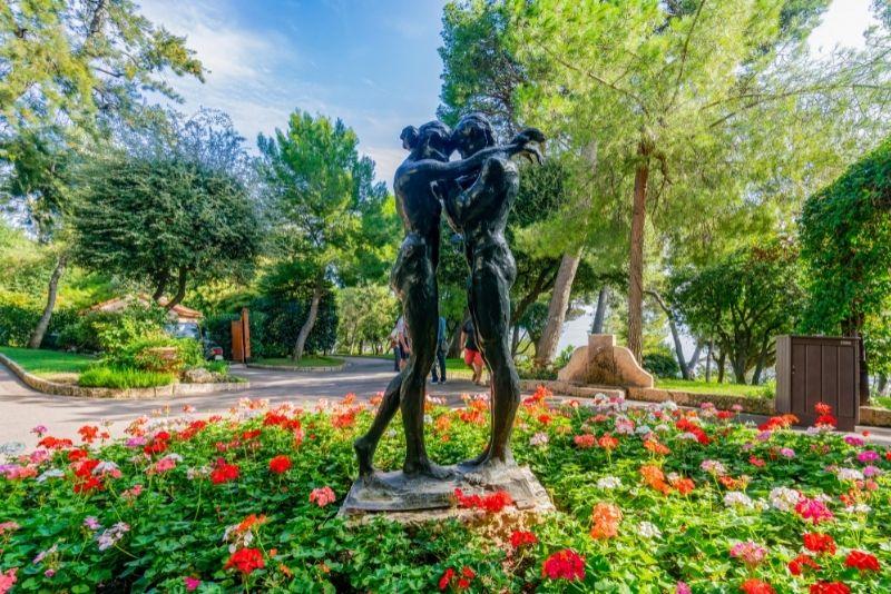 Gärten von Saint-Martin, Monaco