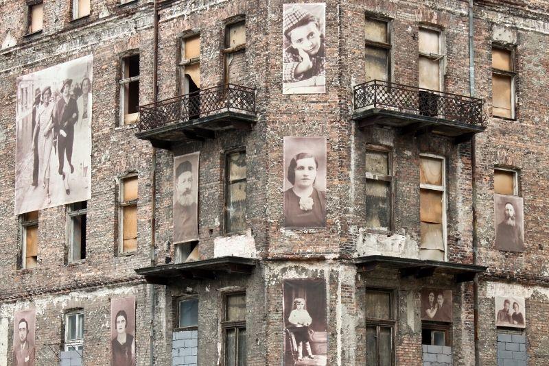 Jüdisches Ghetto und Kulturerbetouren, Warschau