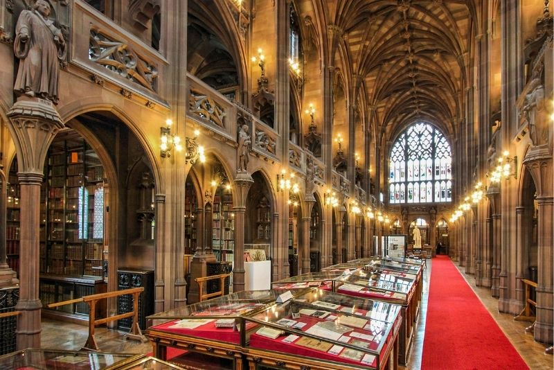 John Rylands Research Institute and Library, Manchester