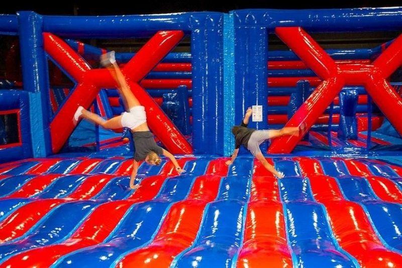 Jumpin Fun Inflata Park, Sarasota