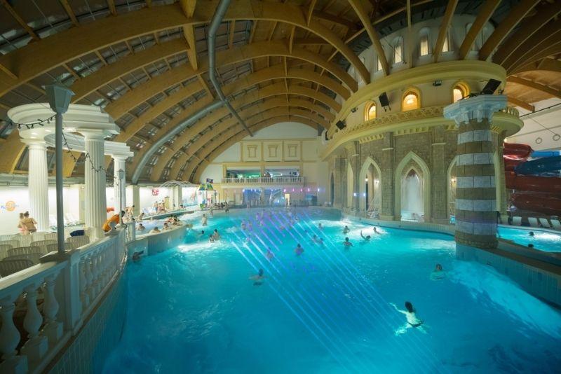 Karibiya Aquapark, Moscow