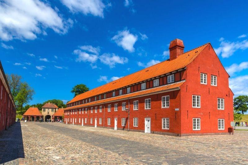 Kastellet, Dänemark