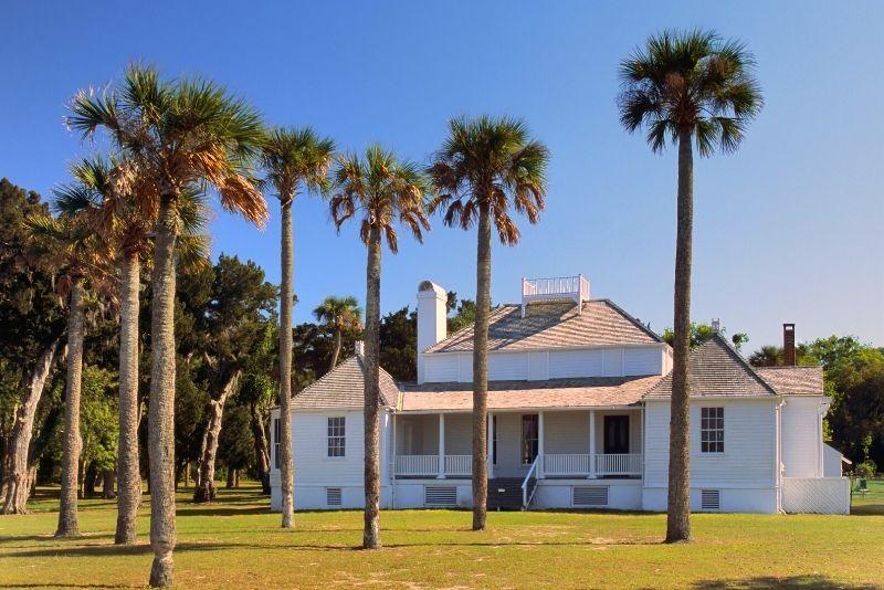 Kingsley Plantation, Jacksonville