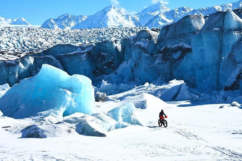 Knik Glacier tours in Anchorage
