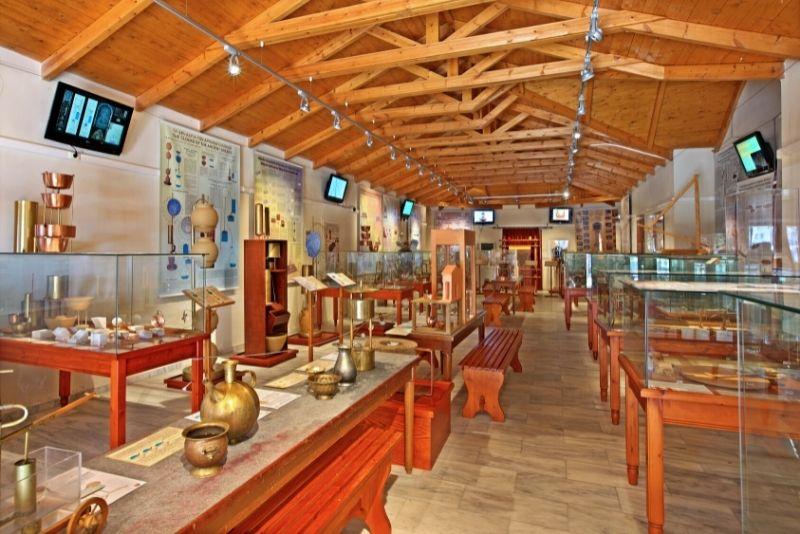 Kotsanas Museum of Ancient Greek Technology, Athens